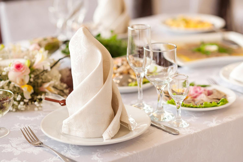 Sapore Catering, Tutzing - Festlich gedeckte Tafel